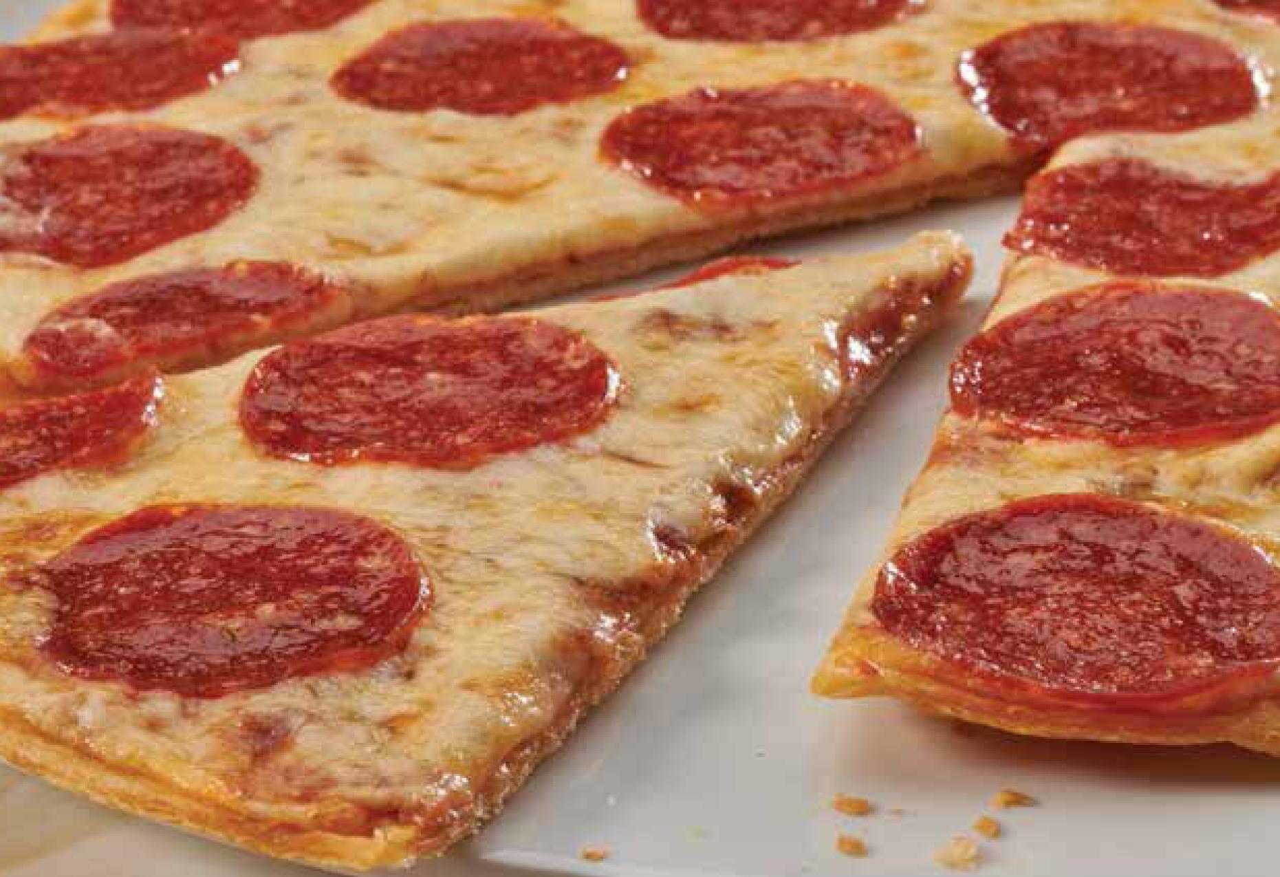 Thin Crust Pizza Kit